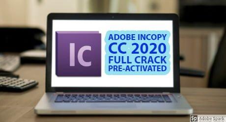 Adobe InCopy CC 2020 15.0.1 Full Compressed Preactivated