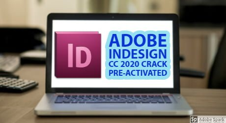 Adobe Indesign CC 2020 Full Compressed Preactivated