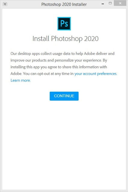 Adobe Photoshop CC 2020 Full Compressed Preactivated