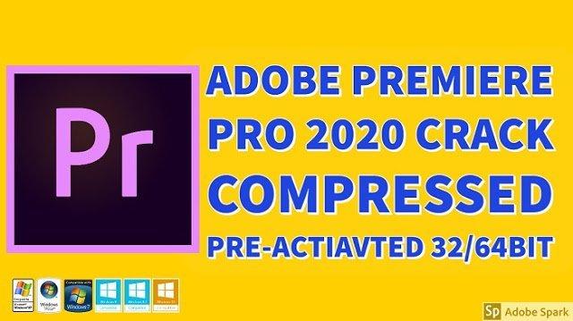 Adobe Premiere Pro 2020 Full Compressed Preactivated