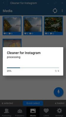 How to Delete All Instagram Photos at once 2020 New Method