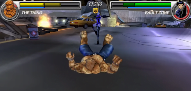 Marvel Nemesis Highly Compressed PSP Game 100% Working