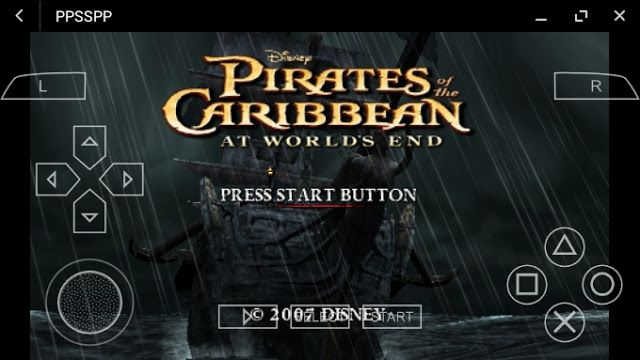 Pirates of the Caribbean Game for android