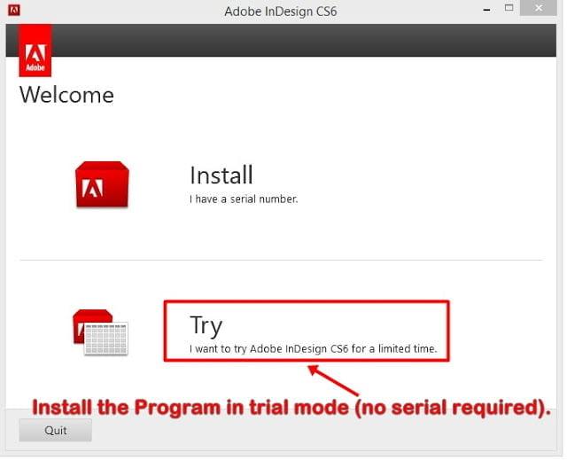 Adobe Indesign CS6 Highly Compressed Download 32bit/64bit