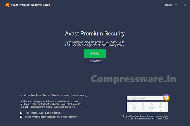 Avast Premium Security v20 32/64bit Activated Till 2050