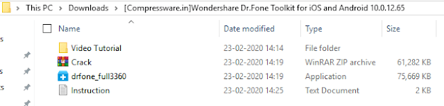 Dr. Fone 10 Toolkit Free Full Version [Direct Download]