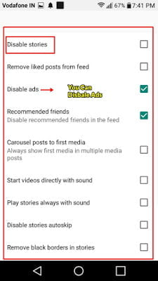 Instagram Xtreme APK Download [Instagram Mod] 2021