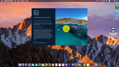 Adobe Lightroom Classic CC for macOS Preactivated 2020