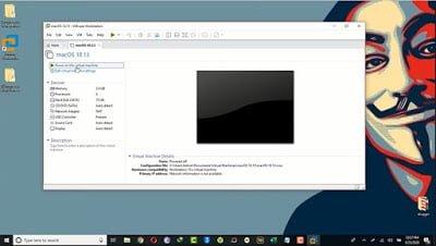Download MacOS 10.13 High Sierra Vmware image For Windows
