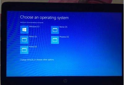 Phoenix OS Free Download 32/64bit For Windows 10,8,7 2020