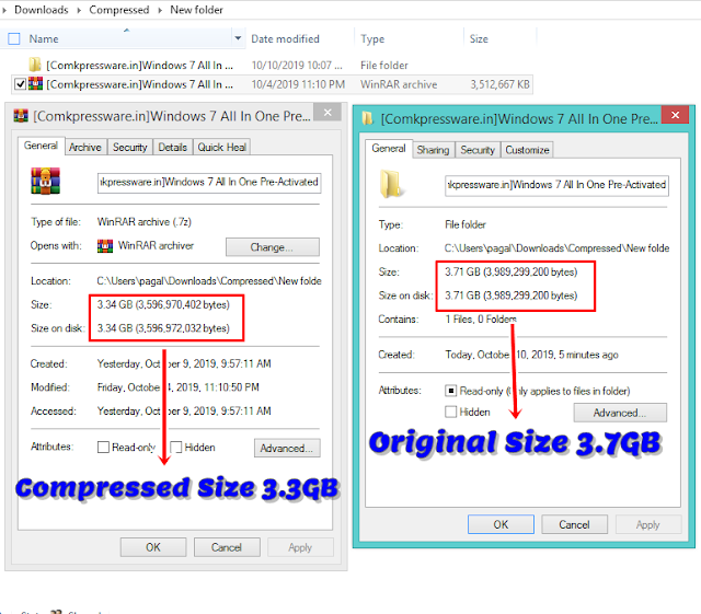 Windows 7 All in One Activated ISO Compressed 32/64bit 2021