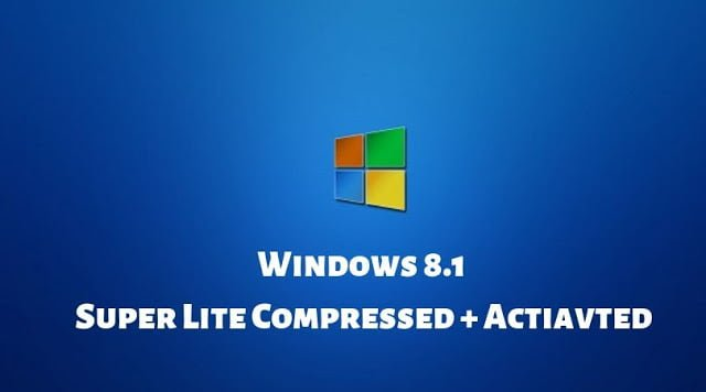 Windows 8 Highly Compressed Lifetime Activation 32/64bit Working
